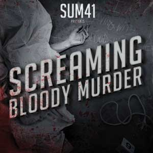 Sum 41 - Screaming Bloody Murder Cover