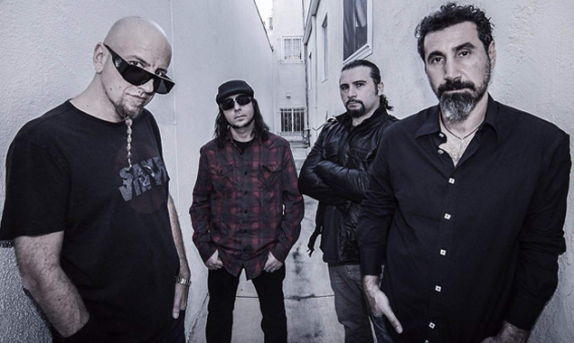 Serj Tankian And M. Shadows Will Appear On System Of A Down Drummer John Dolmayan's Upcoming Album