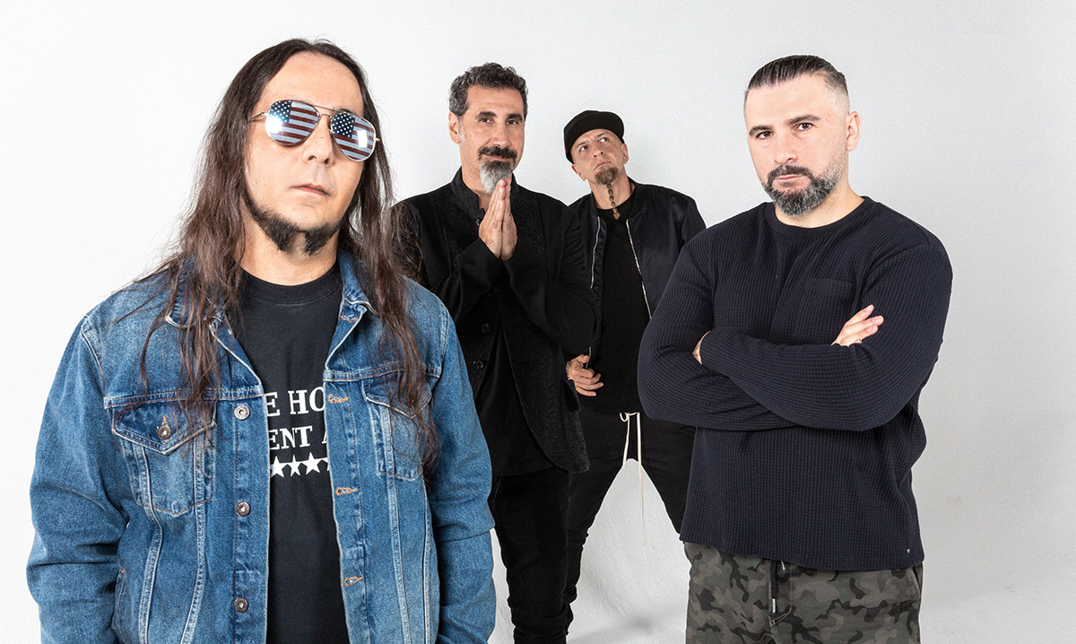 System of a Down Releasing New Music In 15 Years Is Serious