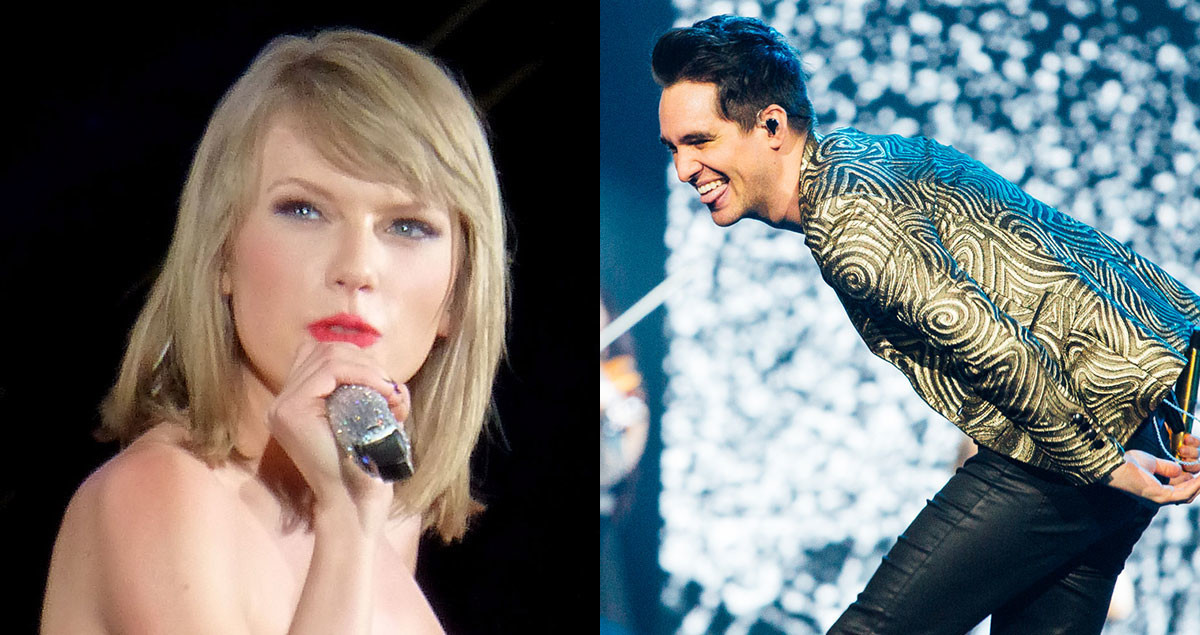 Taylor Swift releases new song 'ME!' on YouTube, featuring Brendon Urie