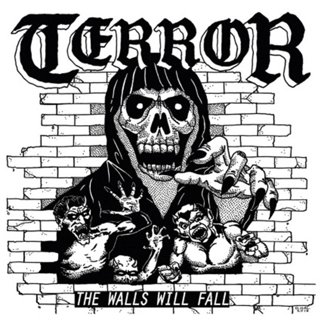 Terror - 'The Walls Will Fall' Cover