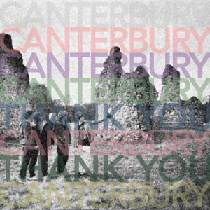 Canterbury - Thank You Cover