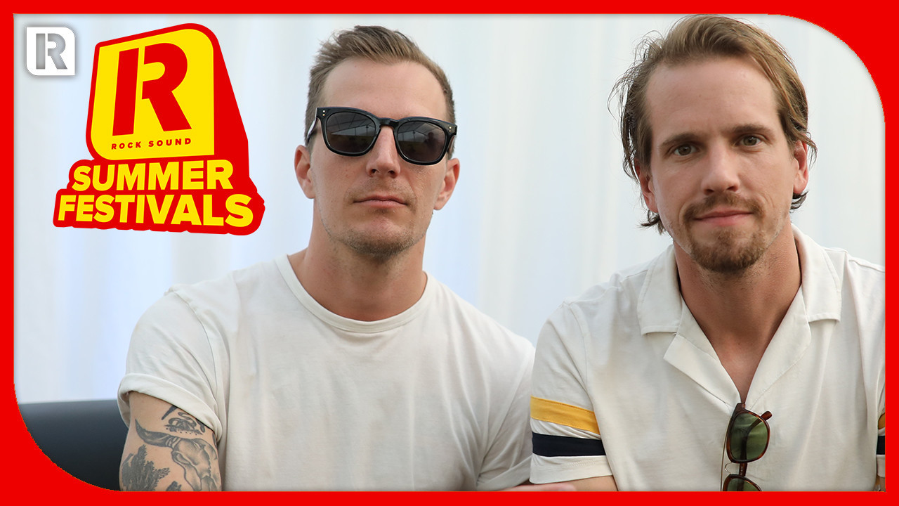 The Maine On 'You Are OK', Sad Summer Fest & The Mirror Tour
