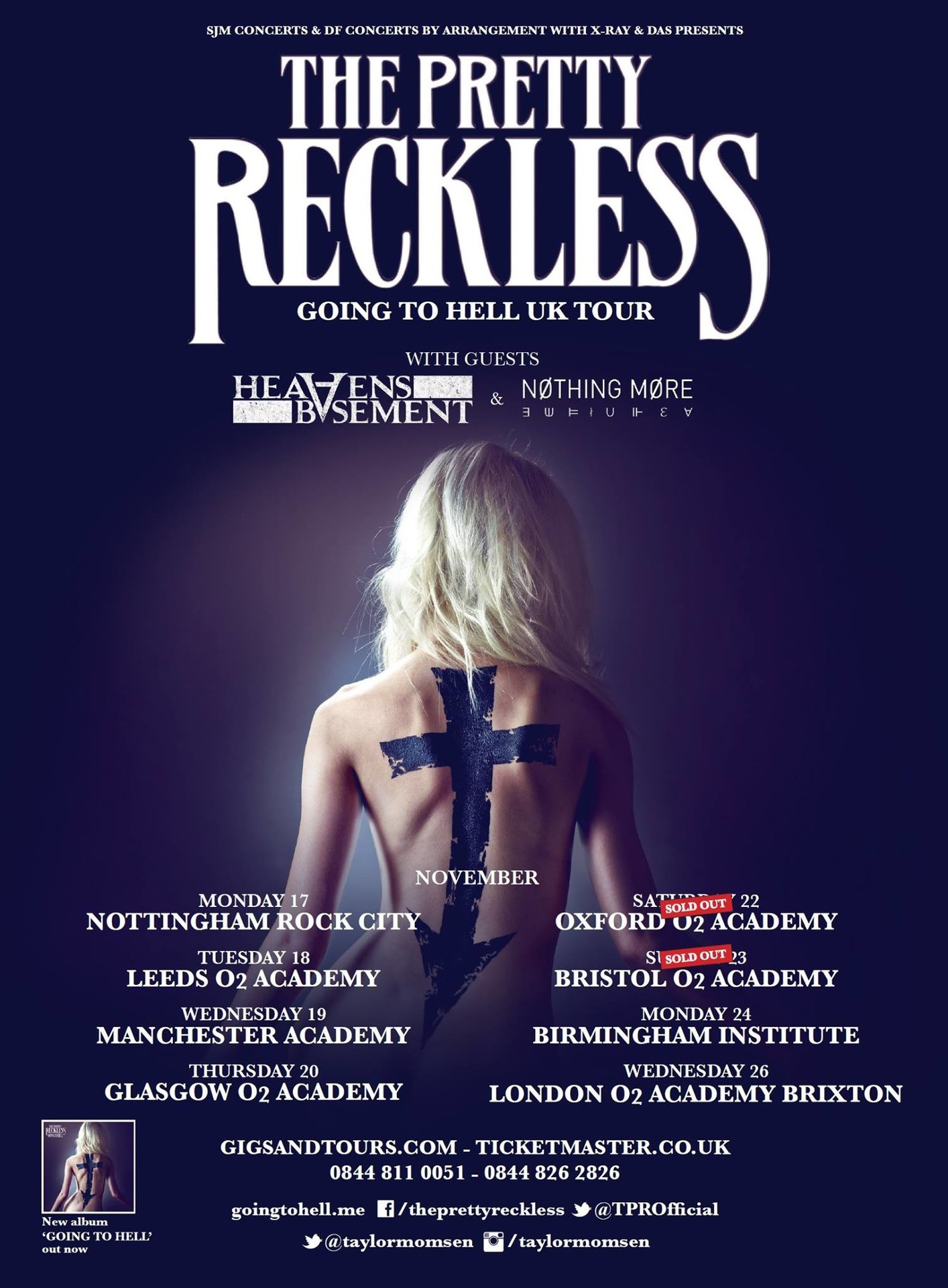 The Pretty Reckless Announce Uk Tour Supports News