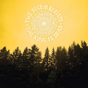 The Decemberists - The King Is Dead Cover
