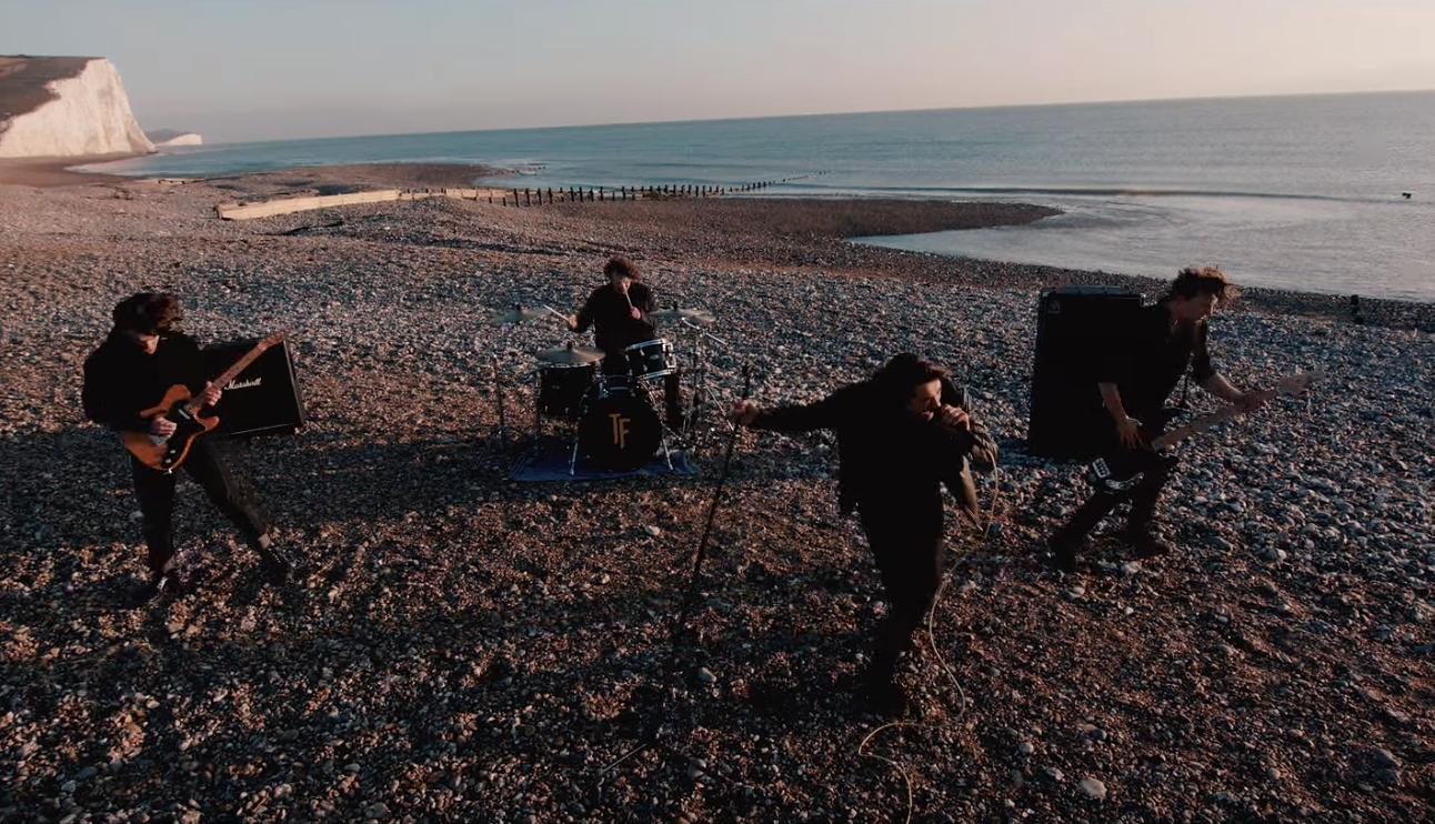 Check Out The Faim's Fire New Video For 'fire'