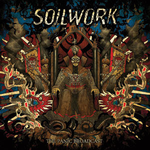 Soilwork - The Panic Broadcast Cover