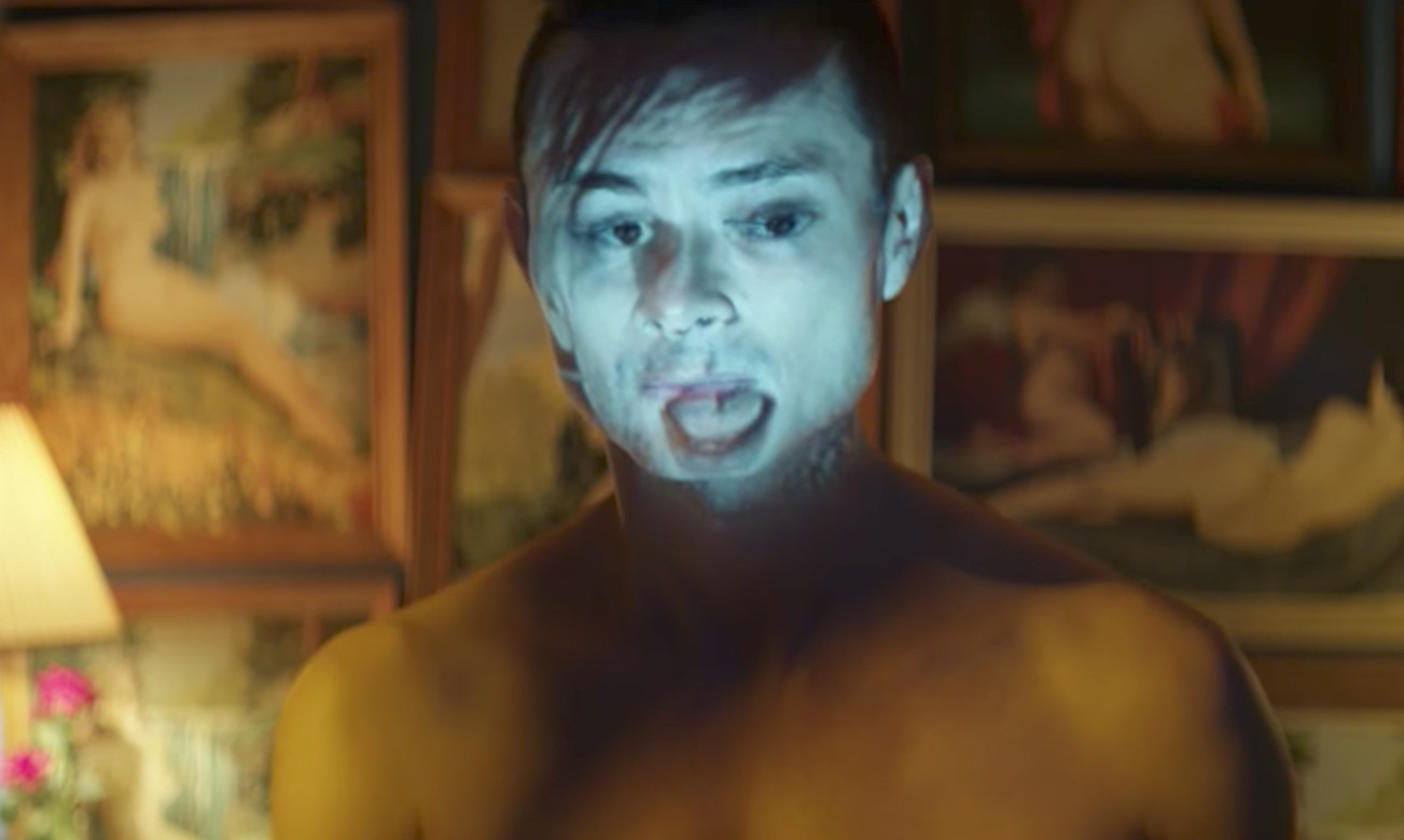 Watch The Weird And Very Nsfw New Video From The Used News Rock Sound Magazine