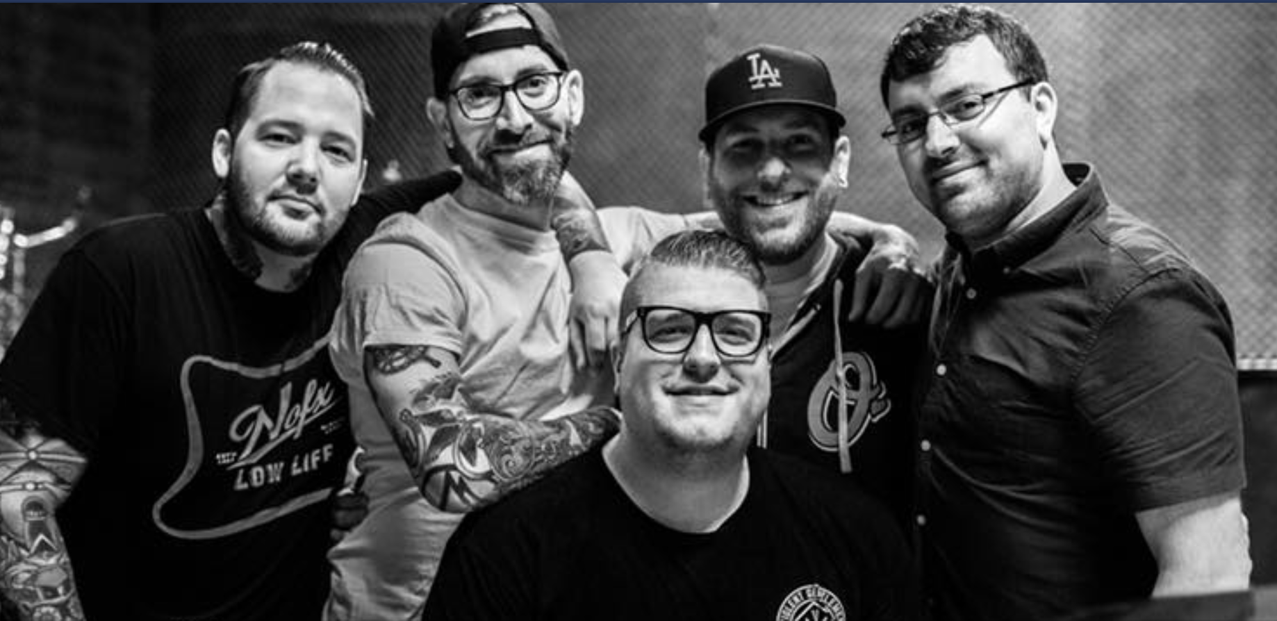 The Ghost Inside Are In The Studio, Working On New Music