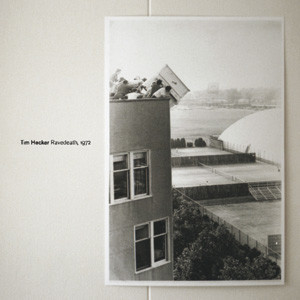 Tim Hecker - Ravedeath, 1972 Cover