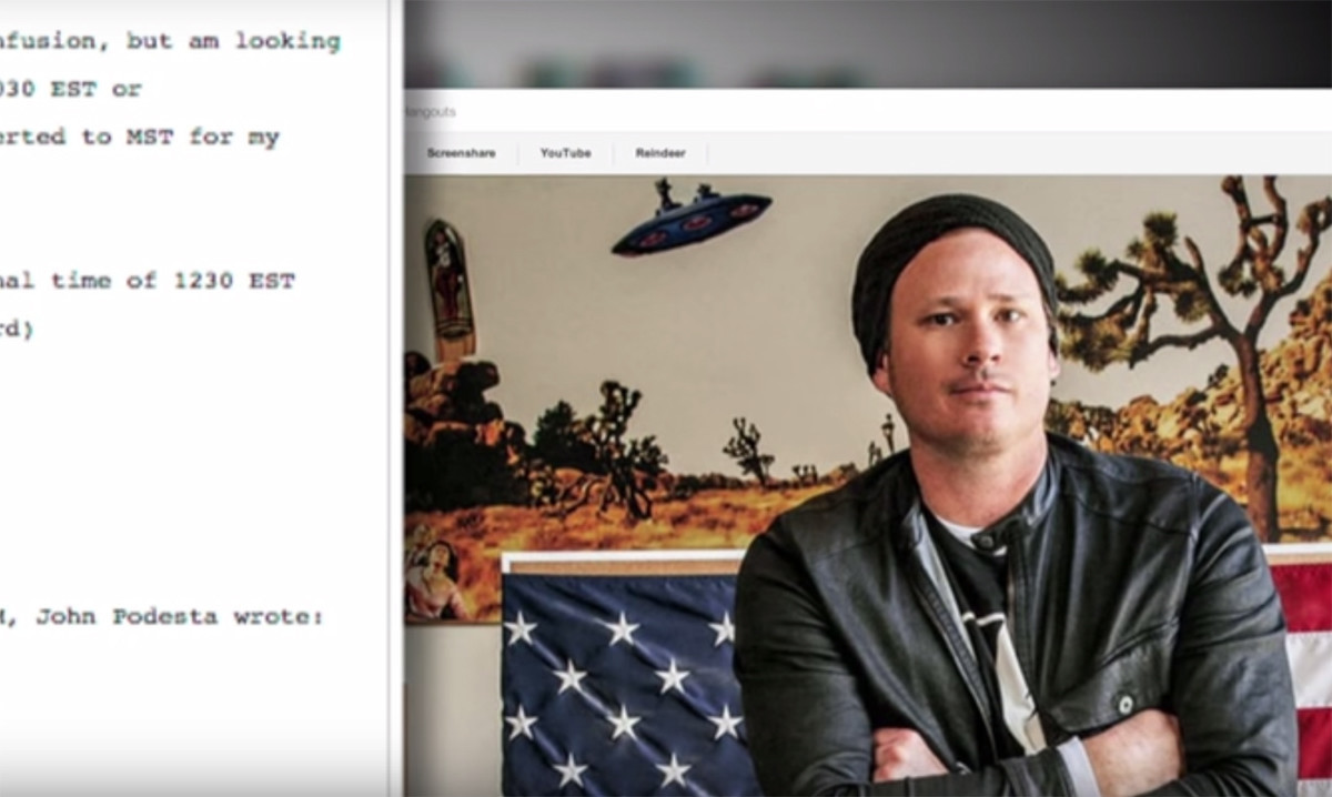 Tom DeLonge has been named UFO Researcher Of The Year