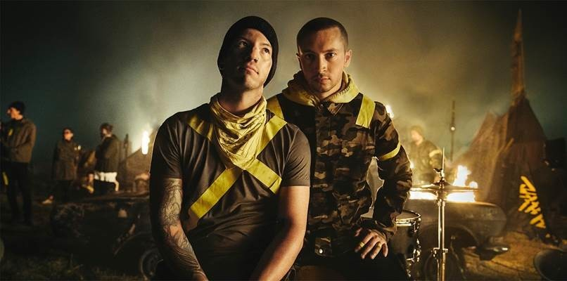 It hasn t even been six months since the release of Twenty One Pilots   monumental album  Trench  b6bd138e20c