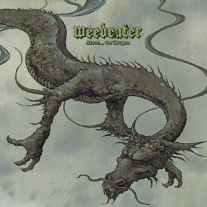 Weedeater - Jason… The Dragon Cover
