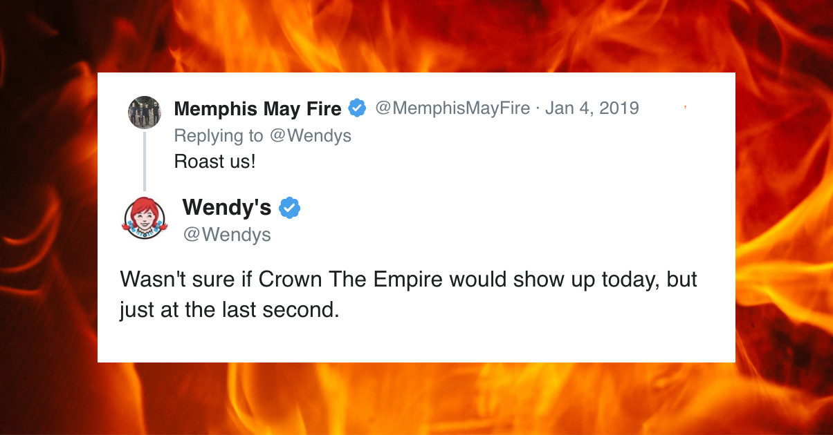 Wendy's Roasted The Entire Scene Over The Weekend - Features