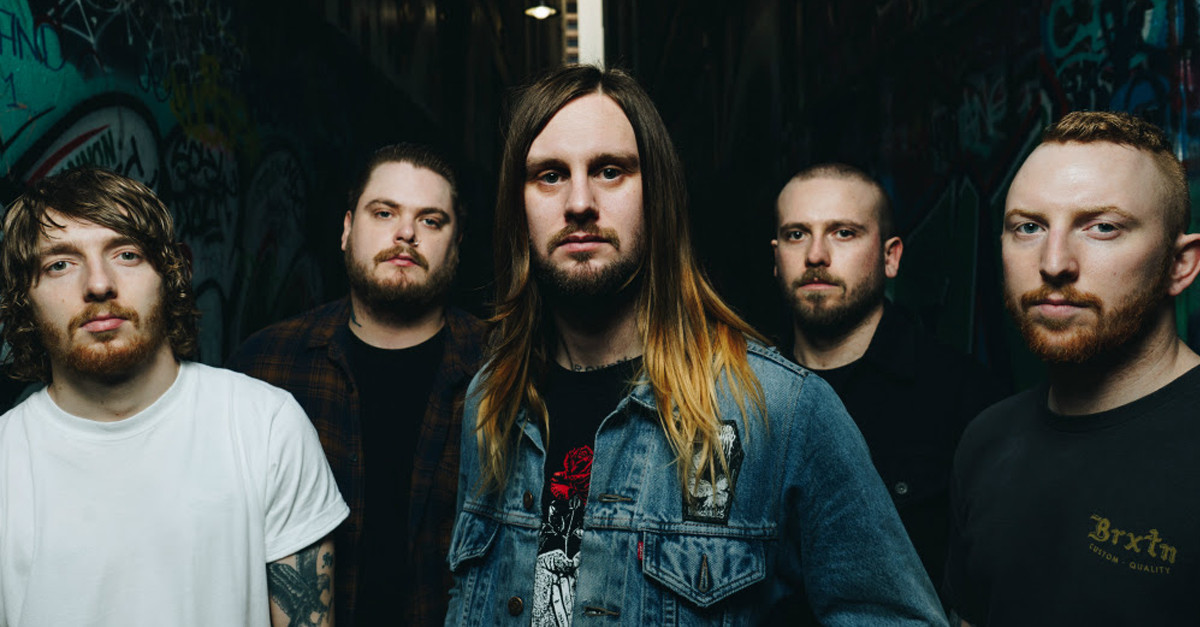 Klip: While She Sleeps – Anti-Social