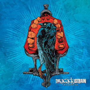 The Acacia Strain - Wormwood Cover