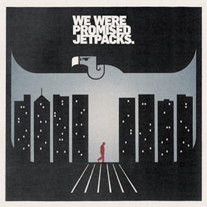 We Were Promised Jetpacks - In The Pit Of The Stomach Cover