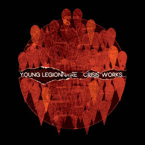 Young Legionnaire - Crisis Works Cover