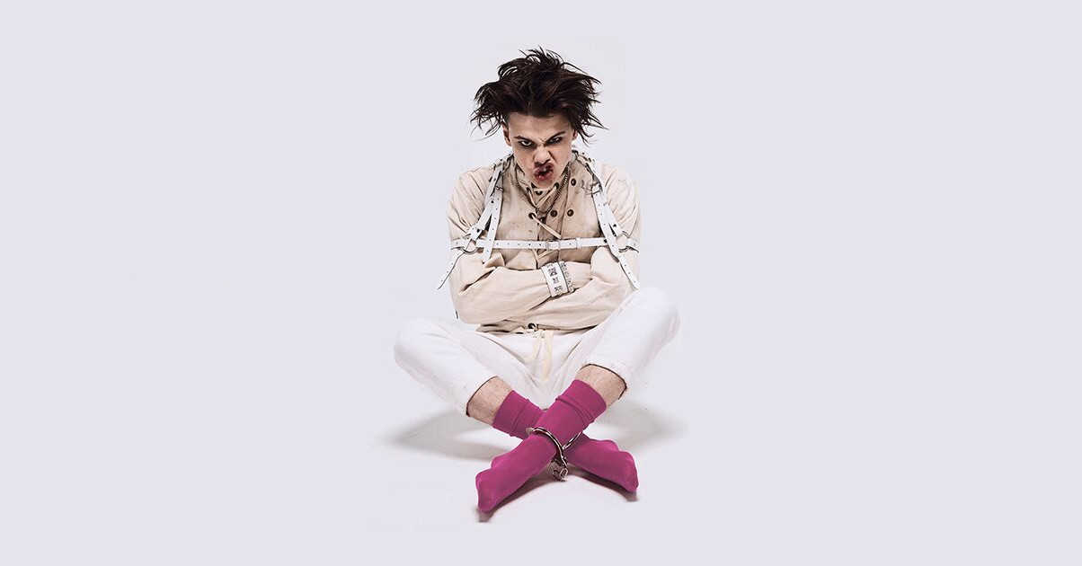 Yungblud's New Single Is Coming This Week, And He's Launched A Website With Daily Teasers