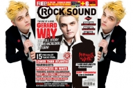 Rock Sound 192 Revealed: Gerard Way Returns!
