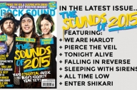 Discover The Sounds Of 2015 With The New Issue Of Rock Sound!