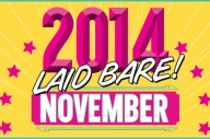 November 2014 Laid Bare: Death, Injury And Drugs Dominate The Headlines