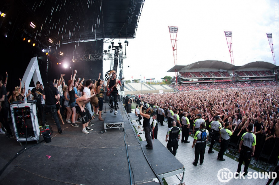 Soundwave 2011 Lookback: 30 Seconds To Mars