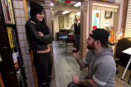 A Day To Remember's Kevin Skaff Got Engaged To Paige From WWE On TV