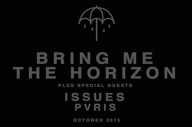 PVRIS Will Be Joining Bring Me The Horizon's North American Tour