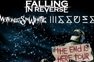 Falling In Reverse Have Revealed A Huge Tour