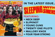 Welcome Sleeping With Sirens Back To The Cover Of Rock Sound!
