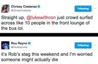 The 8 Best Band Tweets Of The Week