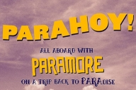 Paramore (And Alf) Announce Parahoy Line-up