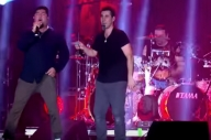 Watch Chino Moreno Play 'Toxicity' With System Of A Down