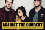 Against The Current Will Be Taking Over Our Instagram Account On Sunday