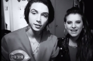 Fancy Riding With Andy Biersack And Juliet Simms At Warped Tour This Summer? Well… You Can!