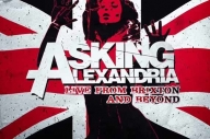 This Asking Alexandria Live DVD Will Definitely Include Fire, Alcohol And More Fire