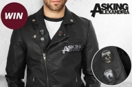 WIN An Exclusive Asking Alexandria Jacket