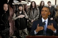 Here Is A Video Of Barack Obama Singing A Korn Song