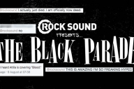 The Internet Reacts To 'Rock Sound Presents: The Black Parade'