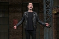 Here's Proof That Brendon Urie Is Going To Kill It On Broadway