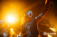 Liam From Cancer Bats Is Shaving His Head For Charity
