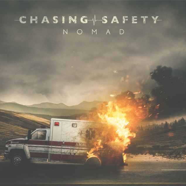 Chasing Safety - 'NOMAD' Cover