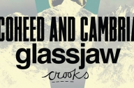 Coheed And Cambria, Glassjaw And Crooks Are Going On Tour