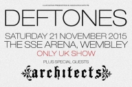 Architects Will Support Deftones In The UK Later This Year