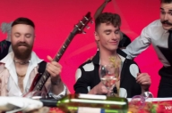 Don Broco Went To A Dinner Party With A Cowboy, A Dog And Some Other People