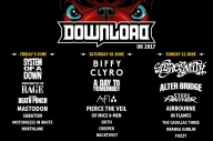20+ Bands Have Been Announced For Download Festival