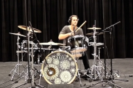 Watch Drummers From A Load Of Awesome Bands Play Together