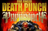 Papa Roach And Five Finger Death Punch Will Play WEMBLEY ARENA Later This Year
