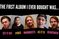 The First Album I Ever Bought Was…